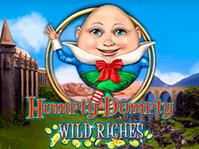 Humpty Dumpty Wild Riches в казино